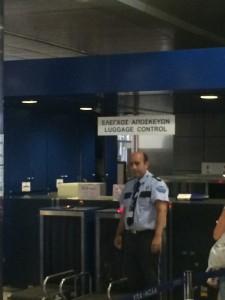 Добро пожаловать на багажный контроль, дружок!