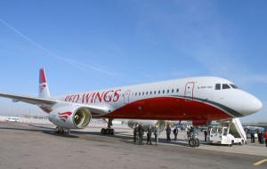 Red Wings летает только на Ту-204. Отличная авиакомпания для патриотов.