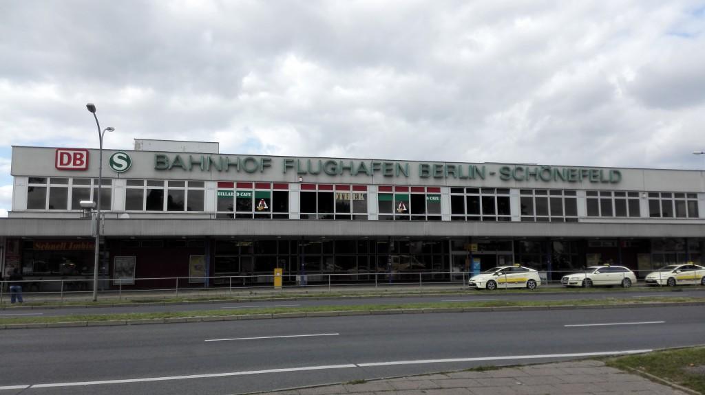 Вокзал Шенефельд