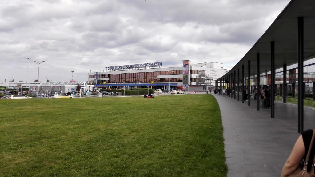 Аэровокзальный комплекс Шёнефельд