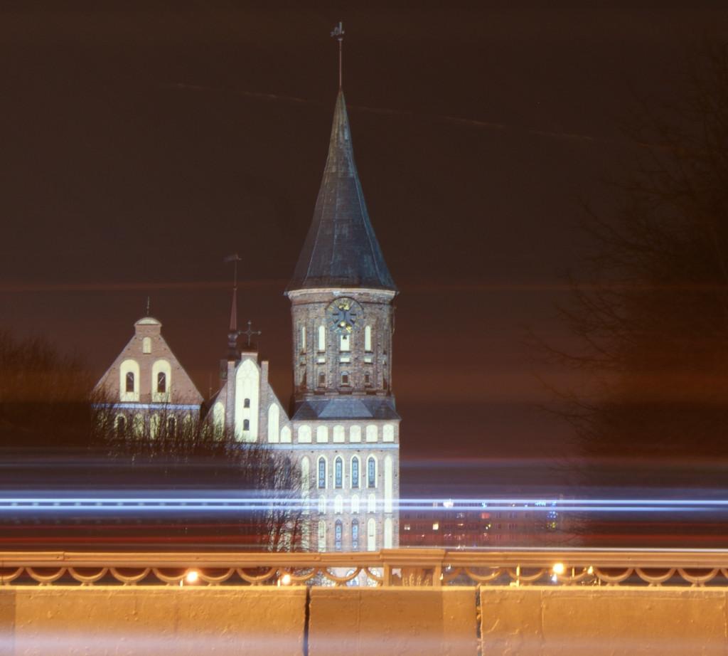 Кафедральный собор в Калининграде восстановили совсем недавно.