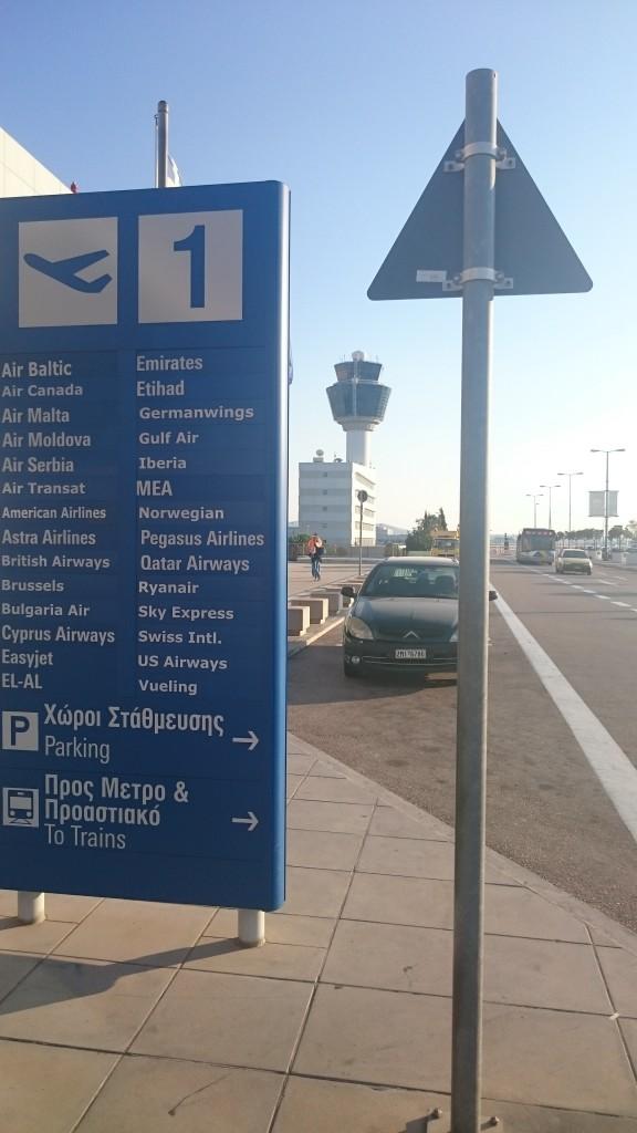 Помимо десятков европейских лоукостеров, в Афины также летают из США, Канады, Китая и с Ближнего Востока.
