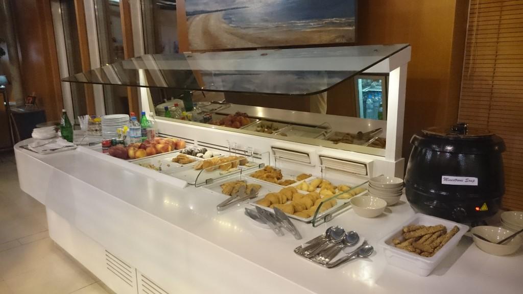 Бизнес-зал Skyserv в аэропорту Афин