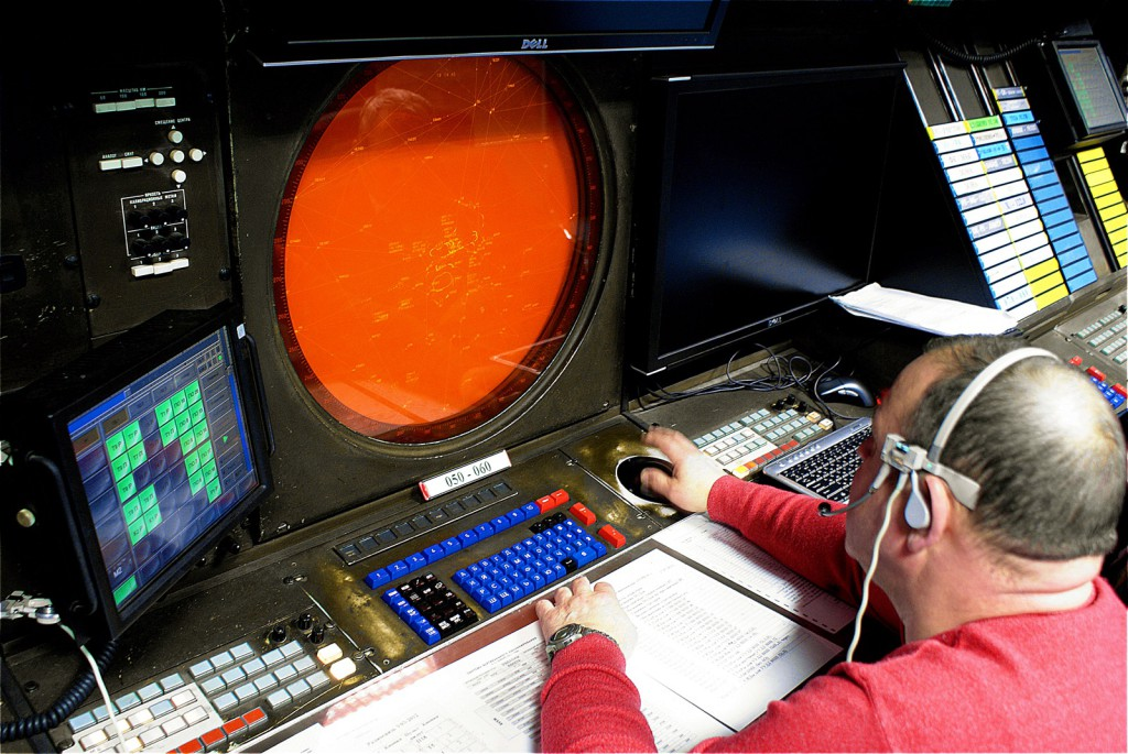 ТЕРКАС - разработка 1970-х годов, начала эксплуатироваться в 1981-ом.