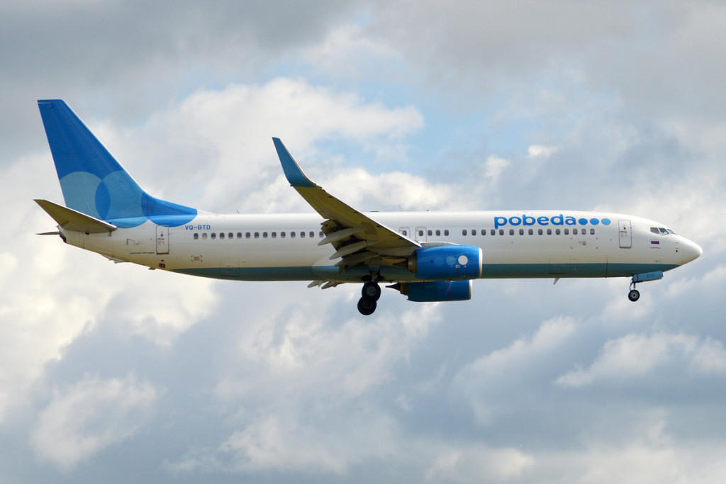 Pobeda,_VQ-BTD,_Boeing_737-8MA_(20679727523)