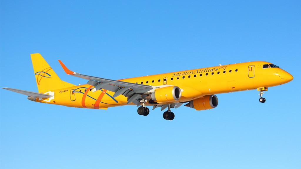 Saratov_Airlines_ERJ-195_VQ-BRY