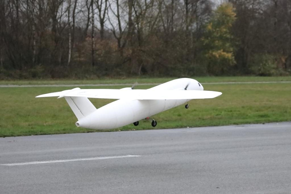 First flight of 3D printed aircraft named THOR