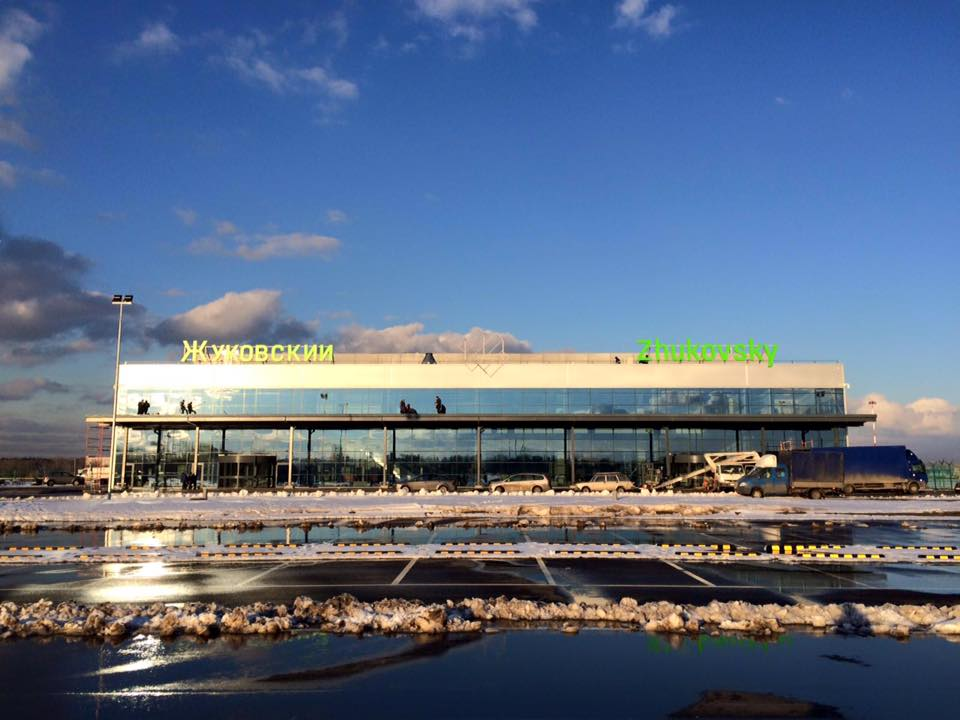 Ваэропорт Жуковский будет ездить специальный автобус-экспресс