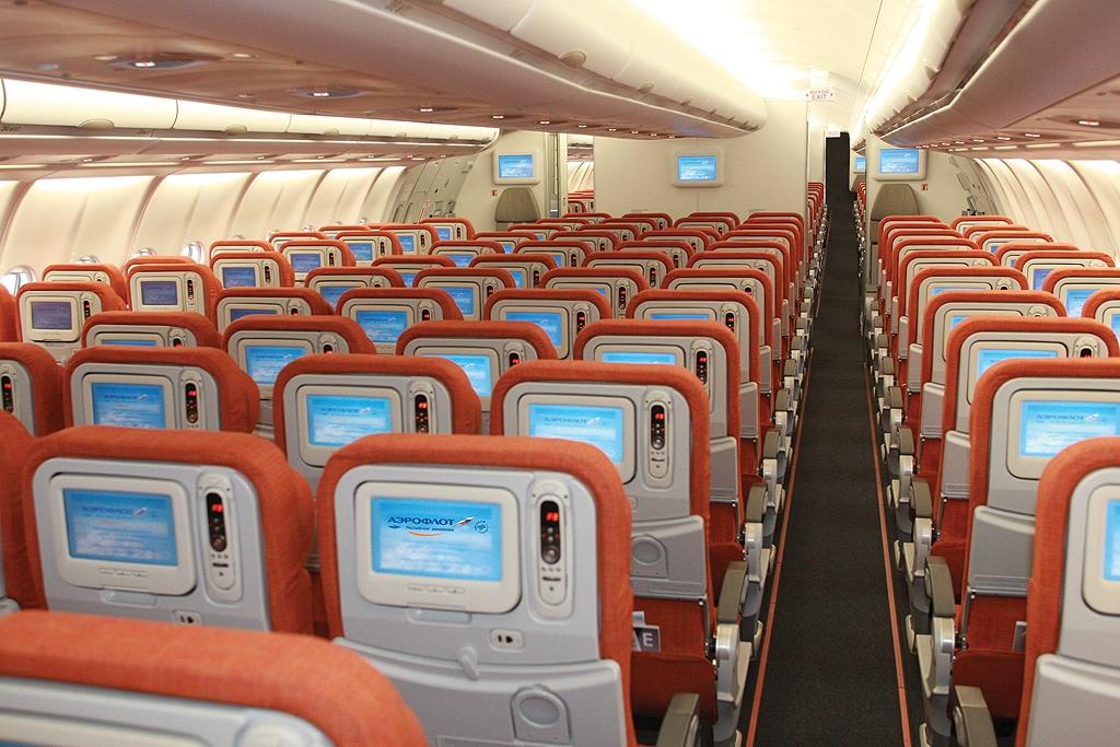 «Аэрофлот» хочет ввести повременную оплату интернета всамолетах