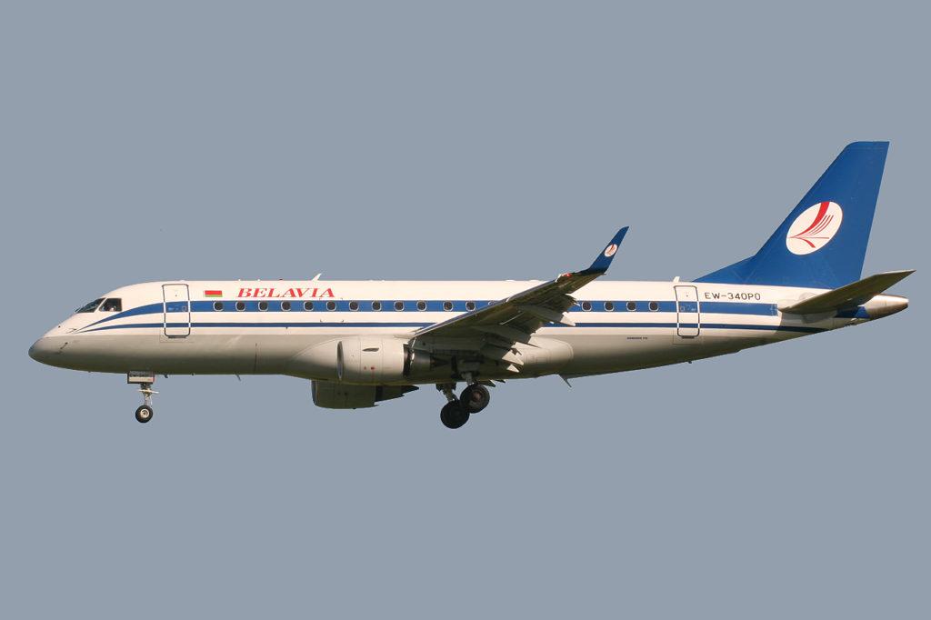 Belavia-EMB175