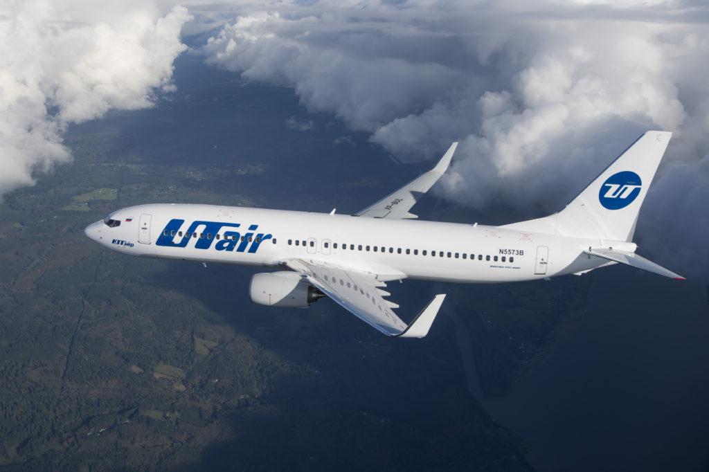 UT Air 737-800 air to air