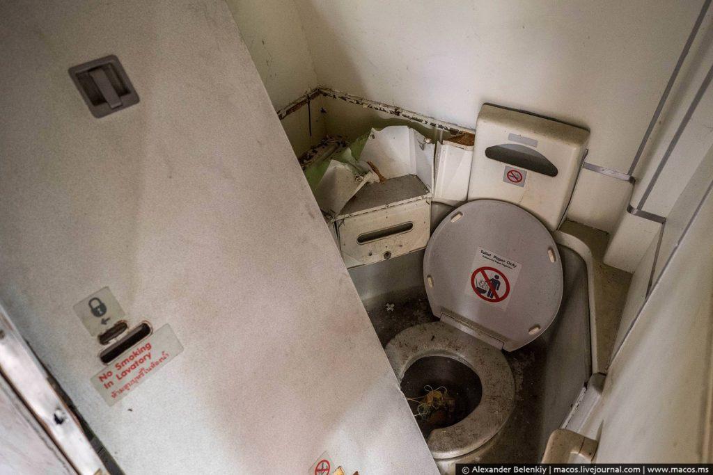 Туалет - хоть сейчас пользуйся!