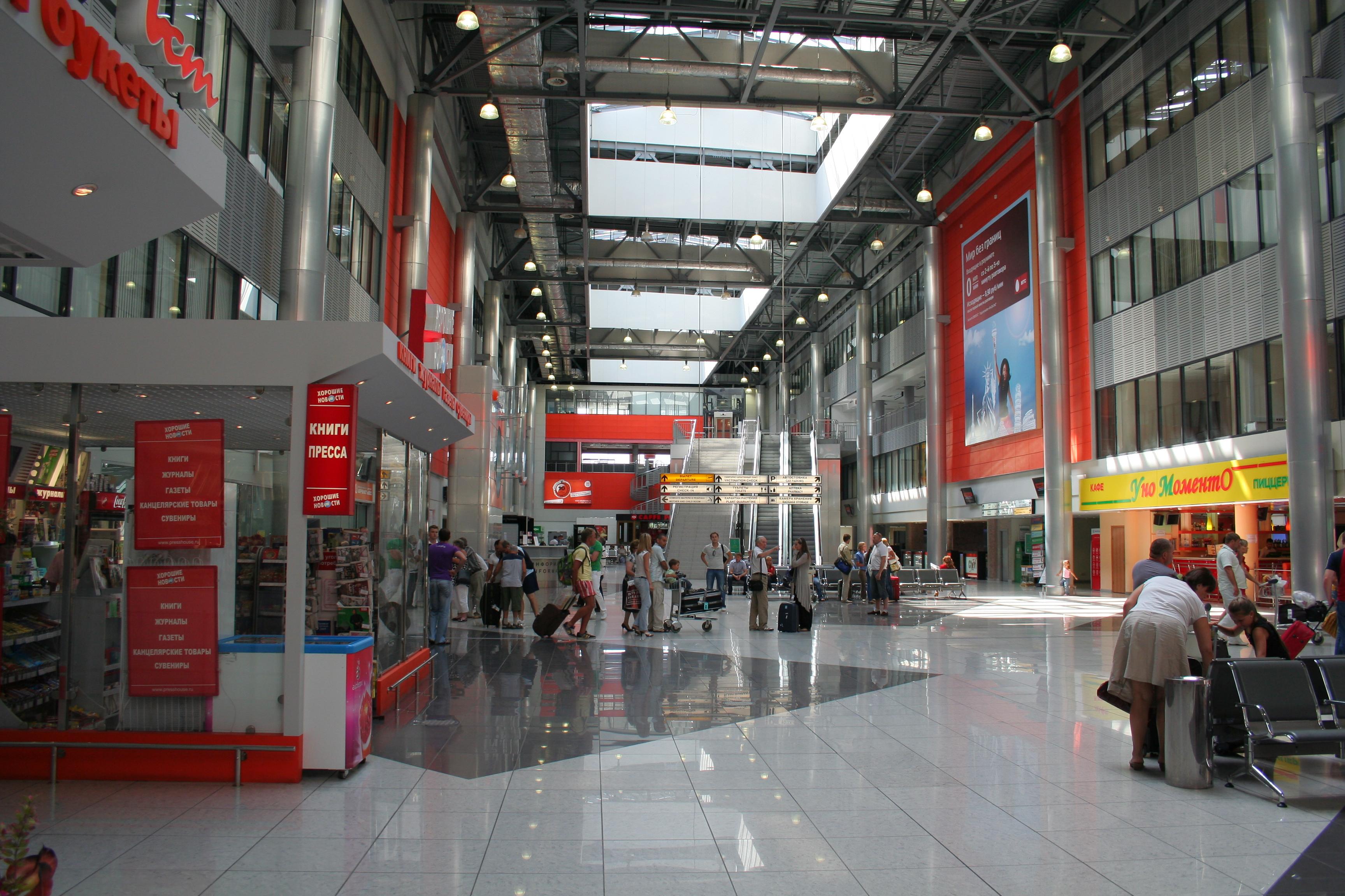 терминал с шереметьево фото