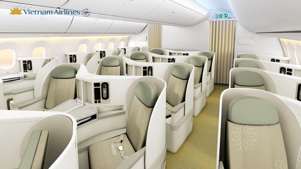 Vietnam Airlines полетит в Москву на Boeing 787